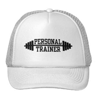 Personal Trainer Mesh Hats