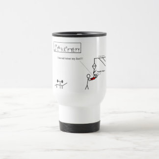 Personal Trainer Mug... Travel Mug