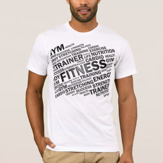 Personal Trainer or Fitness Center T-shirt