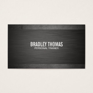 Personal Trainer (Sessions Card) 2 Business Card
