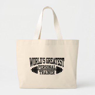 Personal Trainer Tote Bags