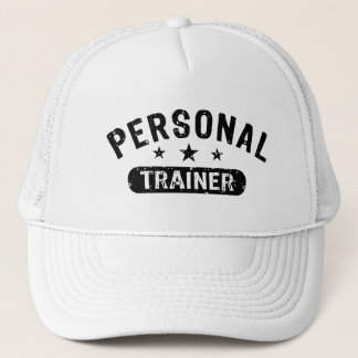 Personal Trainer Trucker Hat
