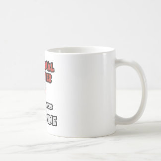 Personal Trainer Will Work For Wine Mugs