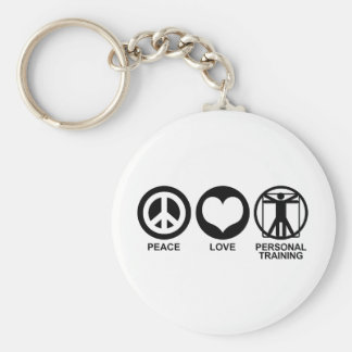Personal Training Keychain