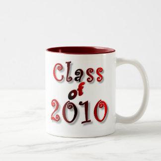 PERSONALICE 2010 graduaciones Taza De Café