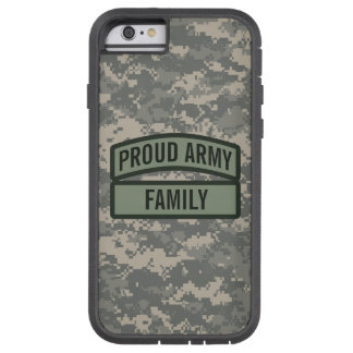 Personalice a la familia Camo del ejército Funda De iPhone 6 Tough Xtreme