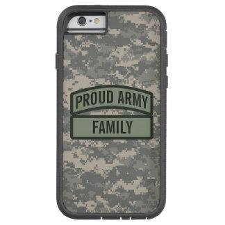Personalice a la familia Camo del ejército Funda Tough Xtreme iPhone 6