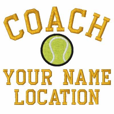 ¡Personalice al coche de tenis su nombre su juego! Camiseta Polo