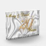 Personalice el aniversario de 20 años