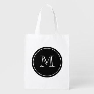 Personalice el bolso de compras reutilizable del bolsas de la compra