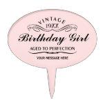 Personalice el cumpleaños divertido