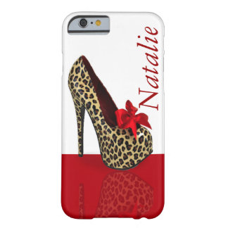 Personalice el diseño de los talones funda barely there iPhone 6