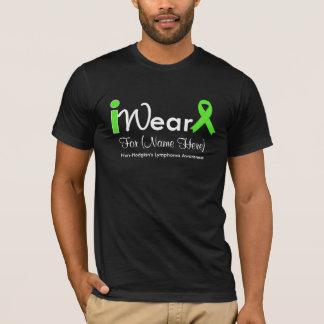 Personalice el linfoma Non-Hodgkin de la verde Playera