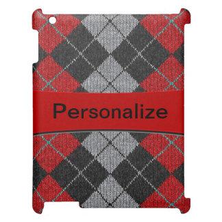 Personalice esta caja cómoda linda del iPad de Arg
