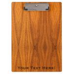 Personalice esta impresión de madera de la chapa d