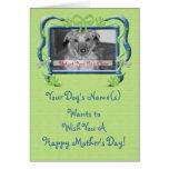¡Personalice esta tarjeta del día de madre del per