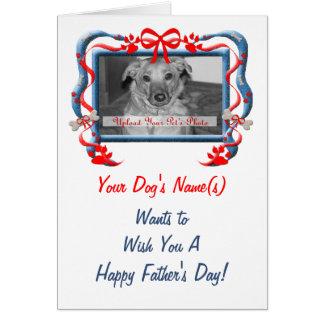 ¡Personalice esta tarjeta del día de padre del per