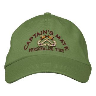 Personalice este negocio conocido de la ubicación gorra de beisbol