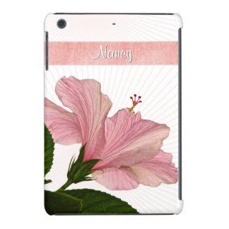 Personalice:  Foto rosada femenina de la Carcasa Para iPad Mini