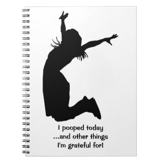 Personalice I Pooped hoy con un regalo único conoc Notebook