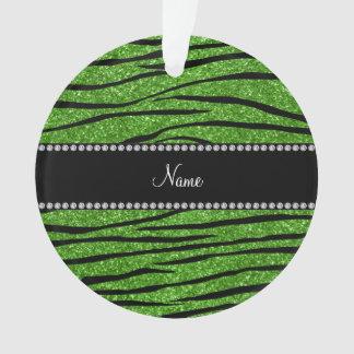 Personalice la raya verde clara conocida de la ceb
