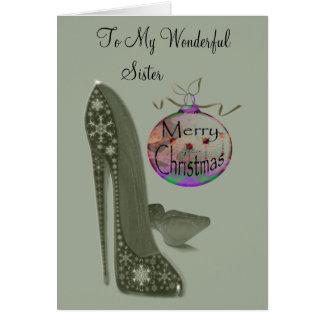 Personalice la tarjeta de Navidad del estilete y