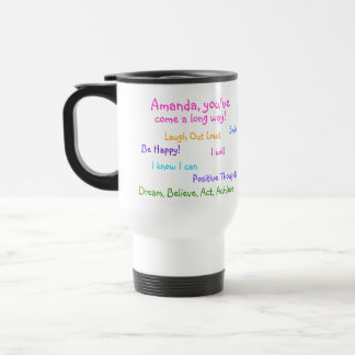 Personalice la taza