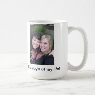 Personalice la taza de café 15oz