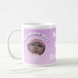 Personalice la taza de Onederland del invierno del