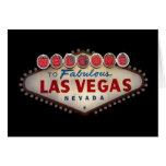 Personalice su propia tarjeta de Las Vegas