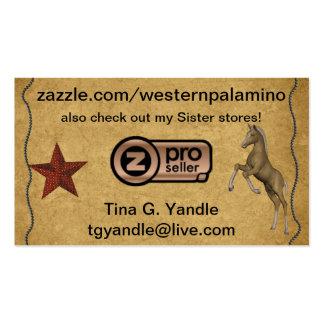 Personalice su tarjeta de visita de encargo