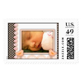 Personalice sus propios sellos del bebé