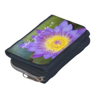(Personalice) una floración brillante del lirio de