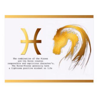 Personalidad de Astrlogy del cumpleaños del Postales
