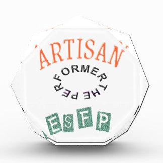 Personalidad del artesano de ESFP