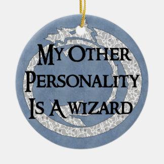 Personalidad del mago adorno