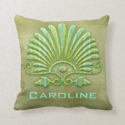 Personaliseable Throw Pillow