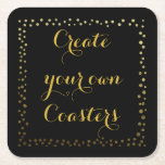 "personalised and create your own coaster Thank you<br><div class=""desc"">personalised Favor wedding coaster Thank you</div>"