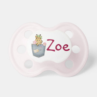 Personalised Baby's Pacifier BooginHead Pacifier