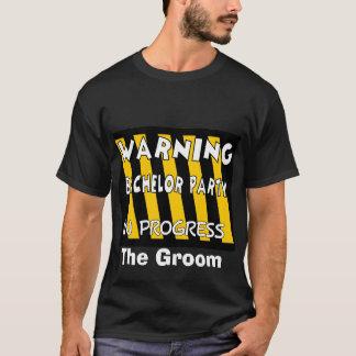 PERSONALISED BACHELOR PARTY,GROOM,TEAM GROOM T-Shirt