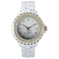 Personalised Ball Themed Women's Golf Watch