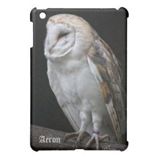 Personalised Barn Owl  iPad Mini Cover