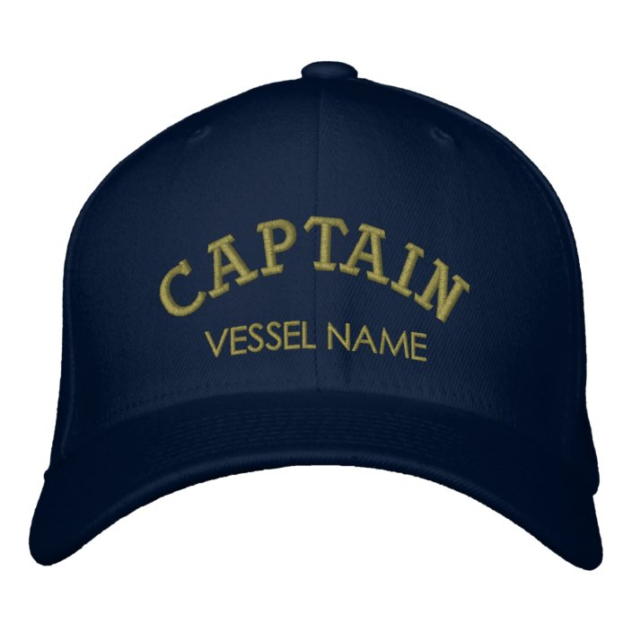 Yachting//Boating Peaked Cap Nauticalia First Mate