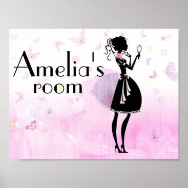 byRaluk Personalised children's room sign