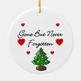 Personalised Christmas Tree Memorial Decoration Christmas Ornament