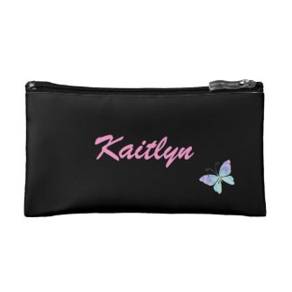 Personalised Cosmetic/Purse/Money Bag (Any Name!)
