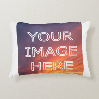 Personalised Customized Photo Accent Pillow