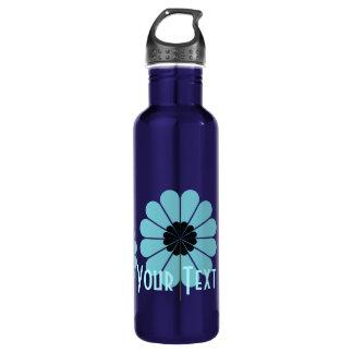 Personalised Floral Gardener Florist Water Bottle