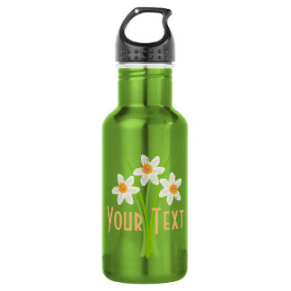 Personalised Gardener Florist  Water Bottle