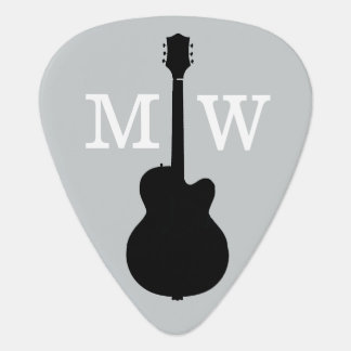 personalised guitar picks for the guitarist
